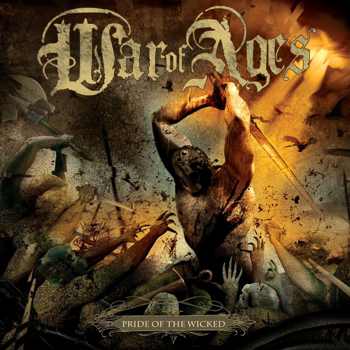 War Of Ages Facedown Records