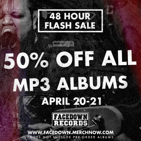 Mega March 50 Sale
