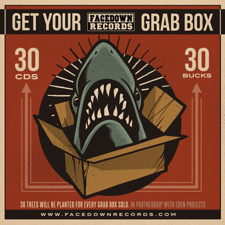 Grab Box - 30 CDs for 30 Bucks!