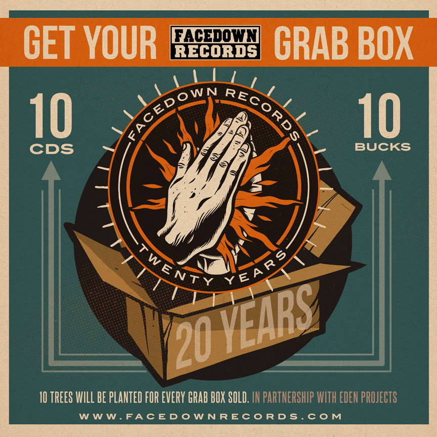 Grab Box - 20 CDs for 20 Bucks!